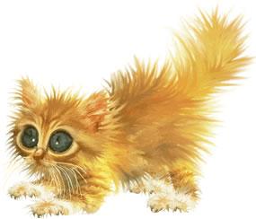 Image clipart animaux gratuit en ligne - Jeux de petit chaton gratuit ...